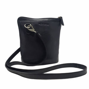 Hidesign Scully western leather crossbody bag